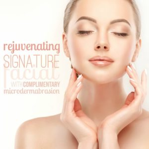 Signature Facial with Microdermabrasion - Georgetown Rejuvenation