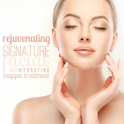 Signature Facial with Oxygen Treatment