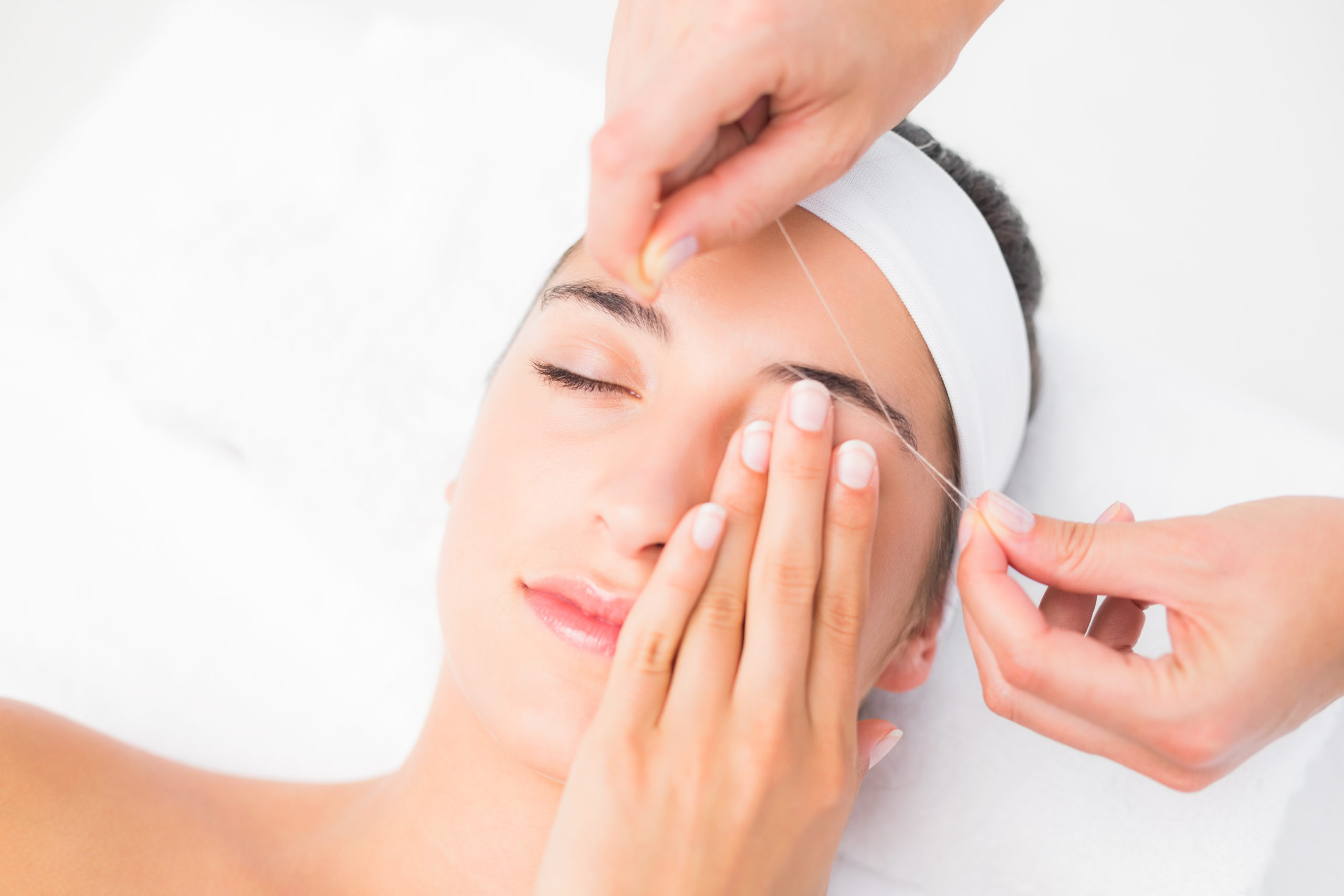 Arlington VA Eyebrow Threading